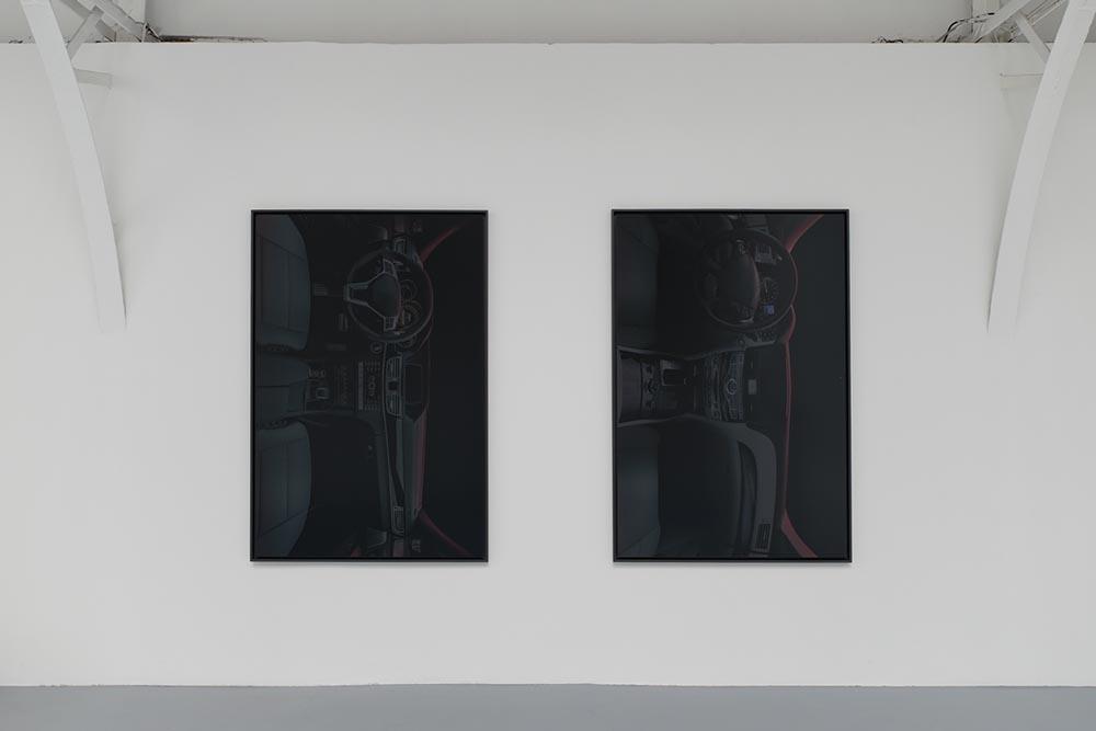 Wyatt Niehaus, Lights out, 2013, C-print,   156 x 105,5 cm chacune   — Galerie Éric Hussenot, Paris