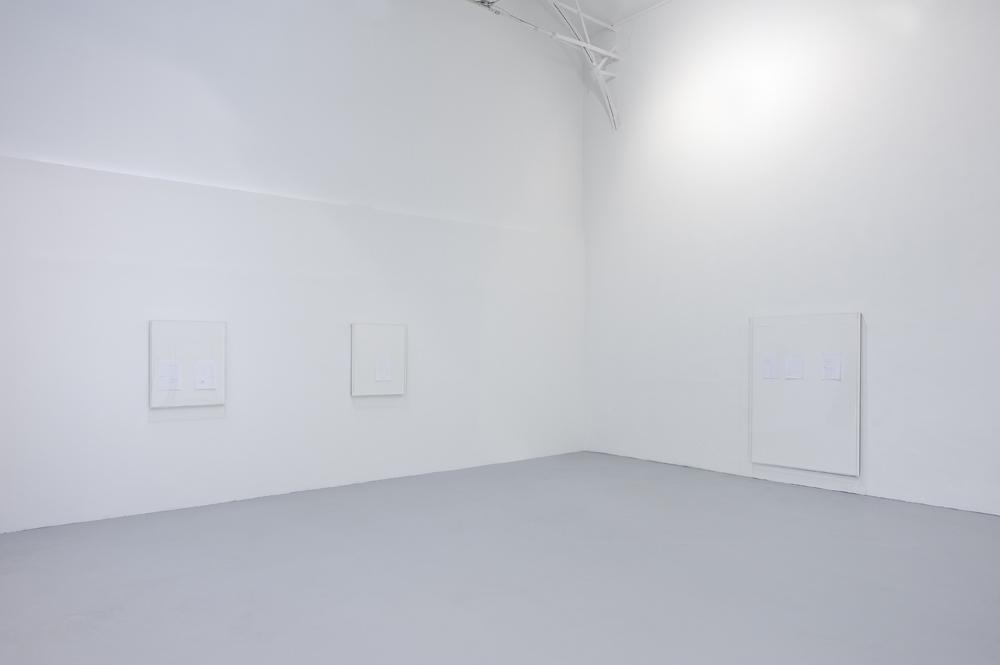 Lasse Schmidt Hansen, Vue d'installation, Eric Hussenot, Paris — Galerie Éric Hussenot, Paris