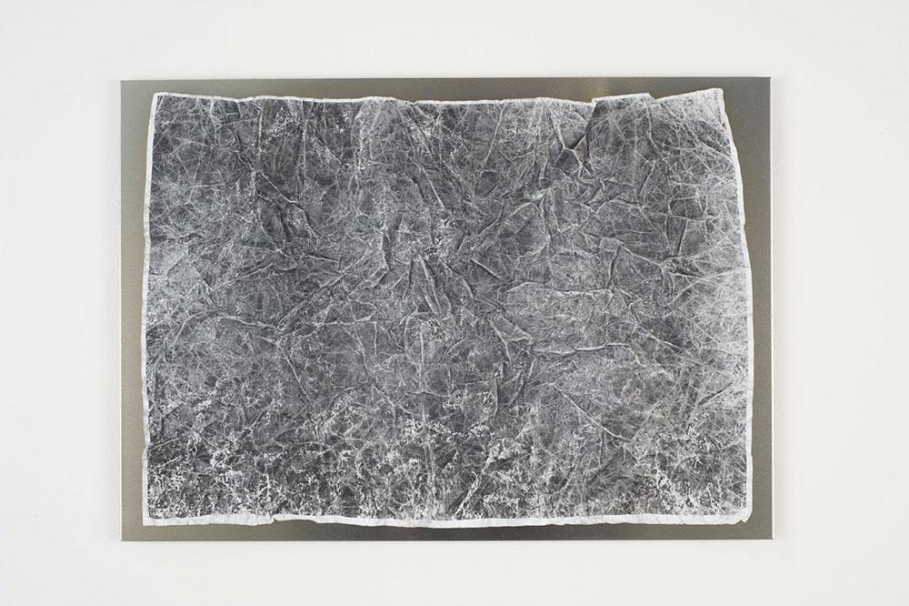 Manipulated #3 2015, Impression noir et blanc, Format A3   — Galerie Éric Hussenot, Paris