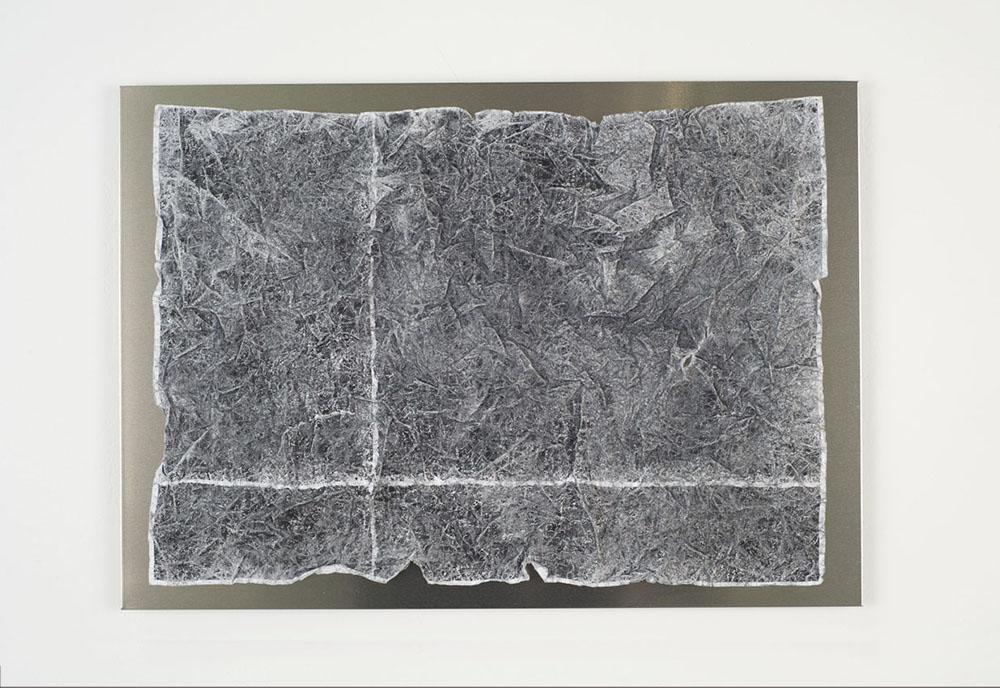 Manipulated #2 2015, Impression noir et blanc, Format A3 — Galerie Éric Hussenot, Paris