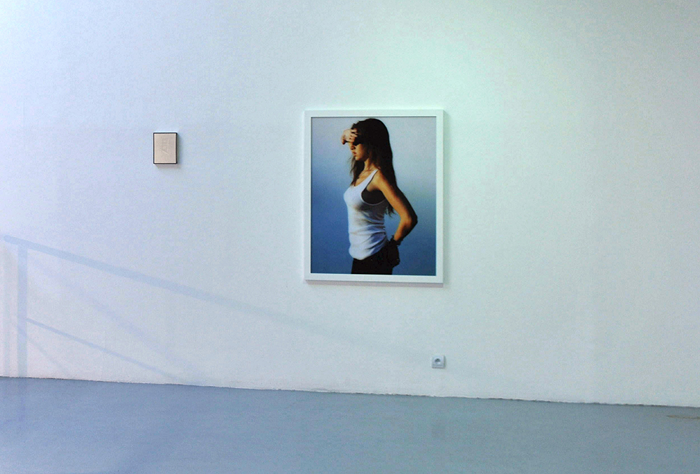 11.11.11.11. Vue d'installation — Galerie Éric Hussenot, Paris