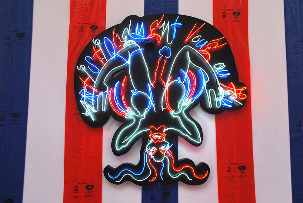 Artistiquement Voué Au Feu - Galerie Hussenot