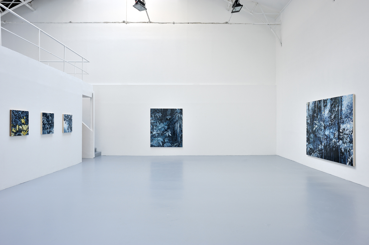 After William Golding, Vue d'installation, galerie Hussenot, Paris — Galerie Éric Hussenot, Paris