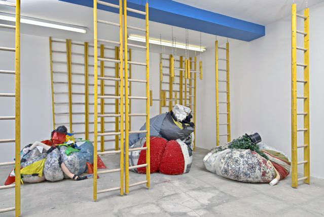 Agathe Snow Untitled,  2008, vue d #039;installation, Jonathan Viner gallery — Galerie Éric Hussenot, Paris