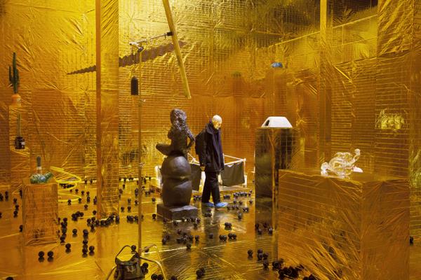 Blabla et Chichi sur un bâteau - Galerie Hussenot