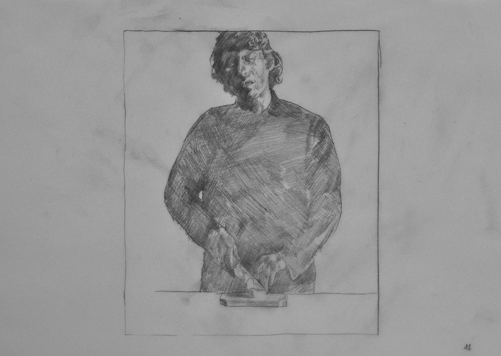 Portrait of Bas Jan Ader, 2012, Edition de 5 + 2AP, Vidéo — Galerie Éric Hussenot, Paris