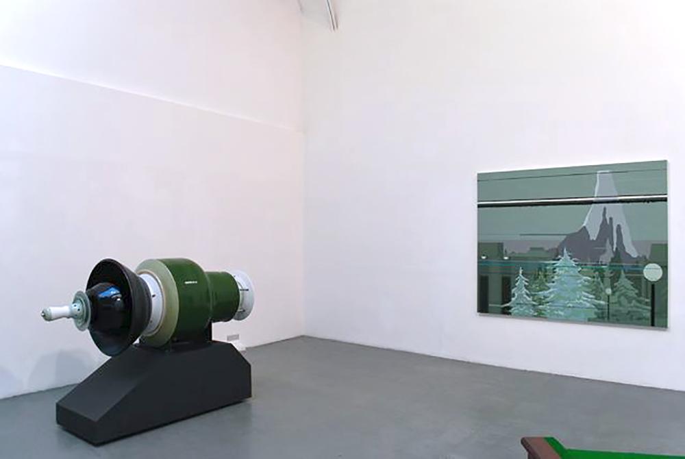 The forgotten experience, Vue d'installation, Eric Hussenot, Paris — Galerie Éric Hussenot, Paris