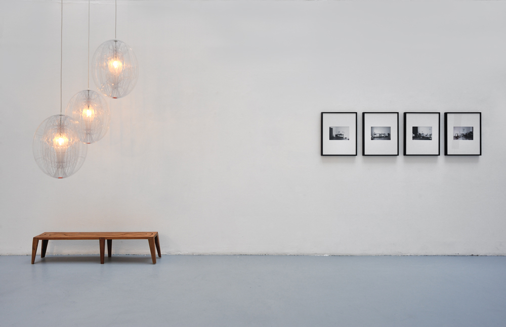 Display@, Vue d'installation — Galerie Éric Hussenot, Paris