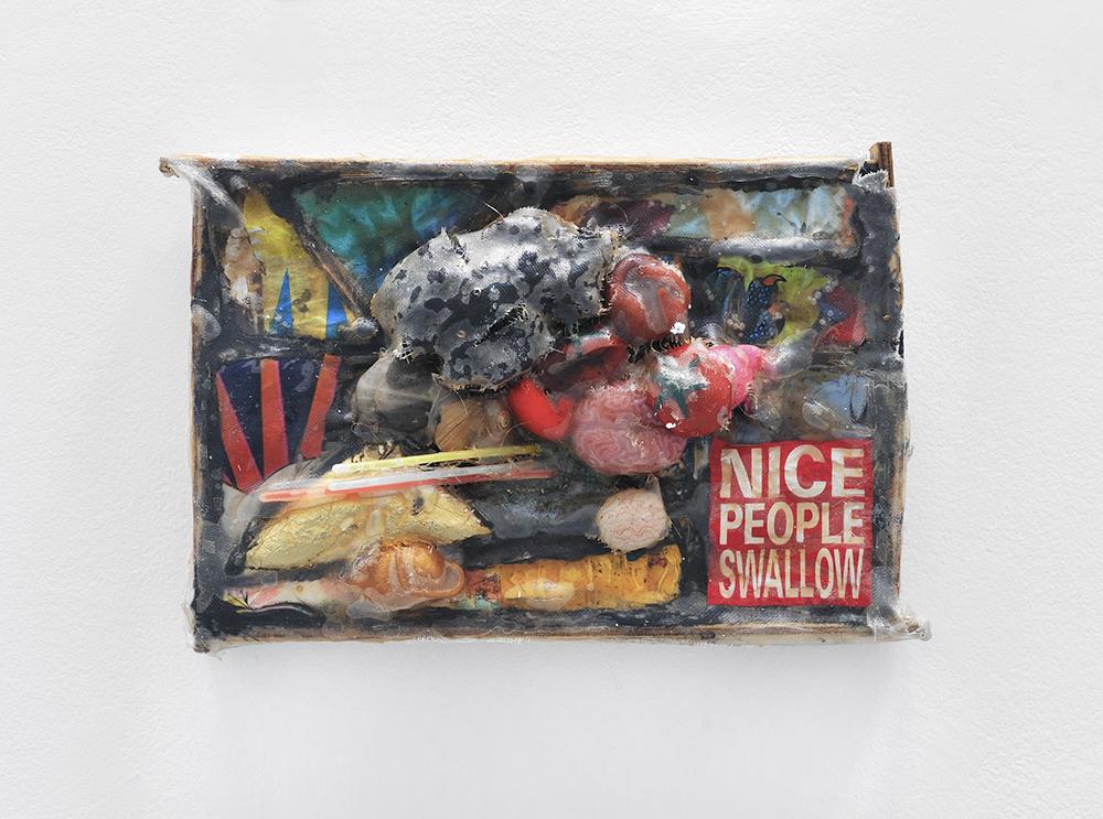 Smile / Slime - Galerie Hussenot