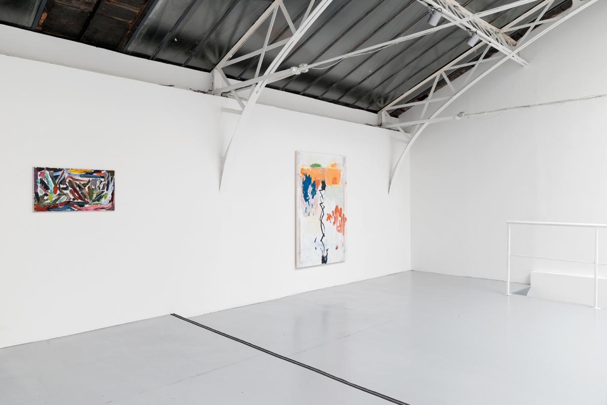 Heather Guertin, Eberhard Havekost, Peter Mandradjieff, Charles Mayton, Zak Prekop, Torben Ribe - Galerie Hussenot