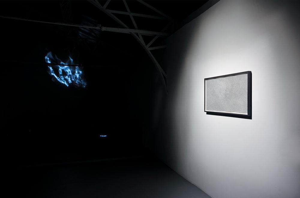 Incerta Alba, Vue d'installation — Galerie Éric Hussenot, Paris