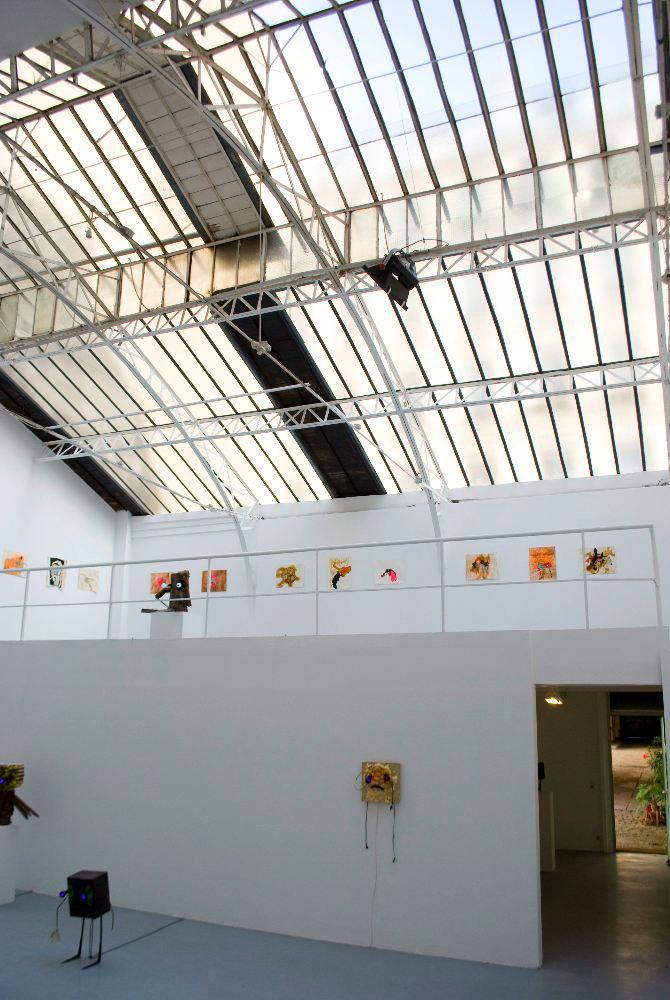 Love, my reluctant but faithful enemy, 2011, vue d #039;installation, galerie Hussenot, Paris — Galerie Éric Hussenot, Paris