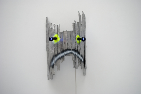 Love, my reluctant but faithful enemy - Galerie Hussenot