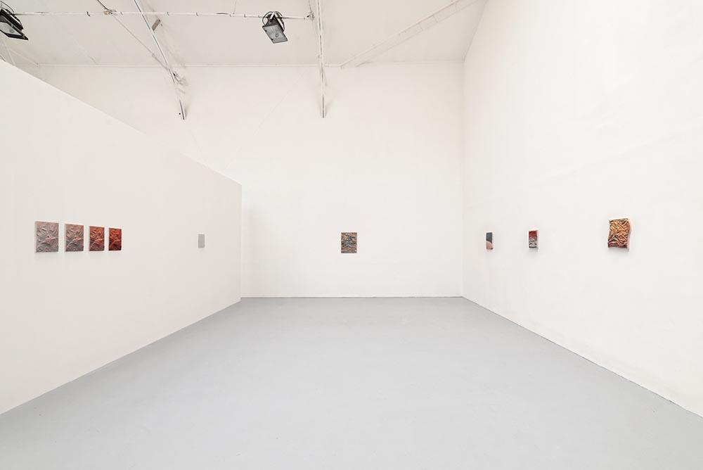 Sachin Kaeley Vue d'installation — Galerie Éric Hussenot, Paris