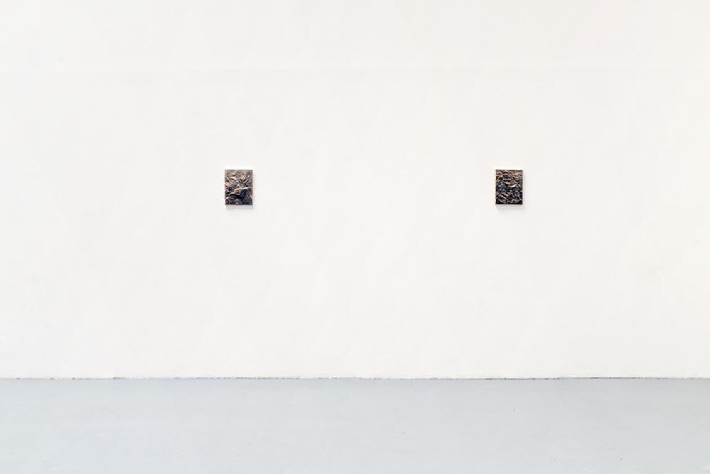 Vue d'installation — Galerie Éric Hussenot, Paris