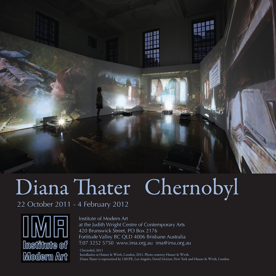 Diana Thater - Galerie Hussenot