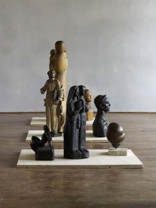 Ciprian Mureșan Dead Weights,  2012-2014, Installation view, Cluj Art Museum — Galerie Éric Hussenot, Paris