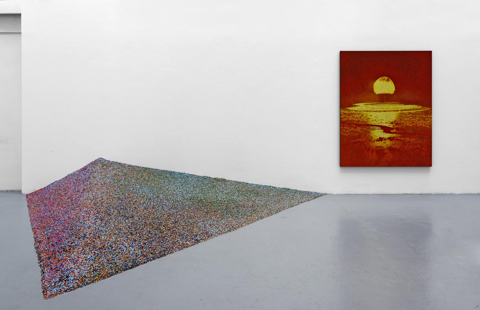 Antoine Aguilar - Galerie Hussenot