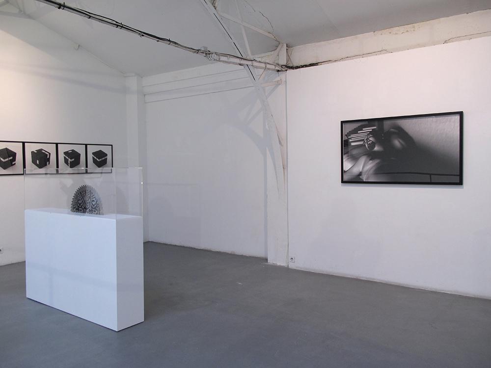 Seeing is believing, 2011, vue d'installation, galerie Hussenot, Paris — Galerie Éric Hussenot, Paris