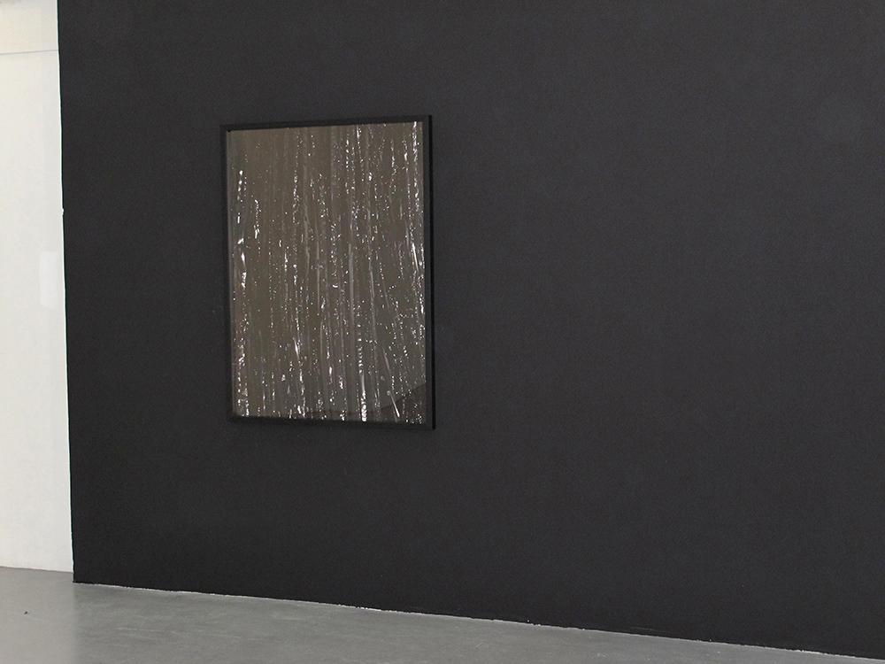 Noir sur noir,  2009, , Edition 1/5, photographie, 130 x 100 cm — Galerie Éric Hussenot, Paris