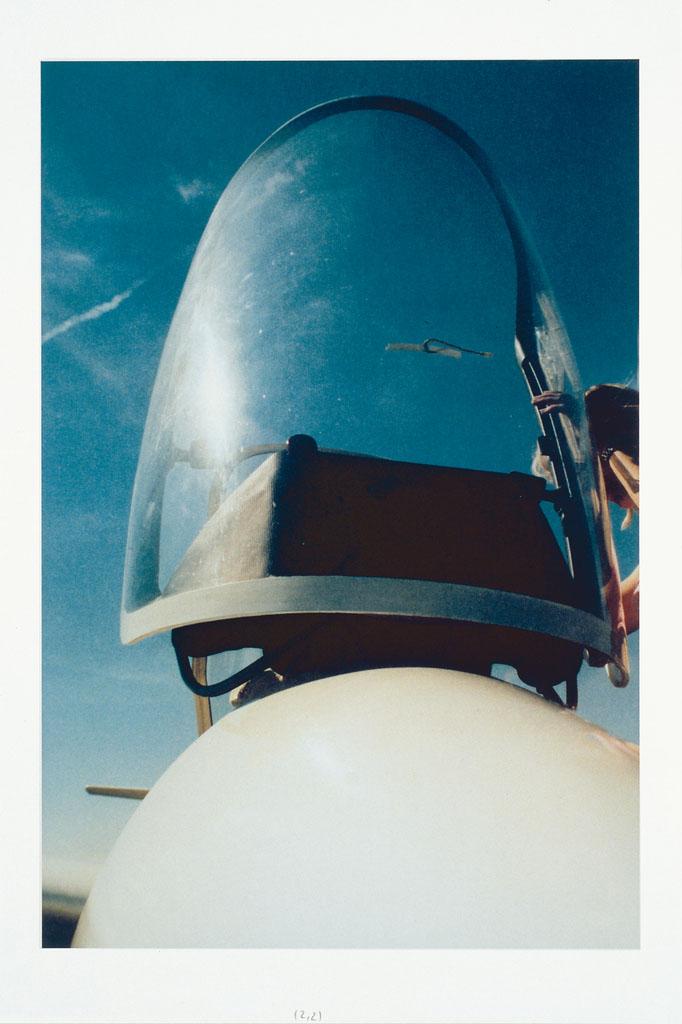 Eberhard Havekost Windmesser (Blatt 1),  2002, Impression 4 couleur, 40,41 x 28,7 cm — Galerie Éric Hussenot, Paris