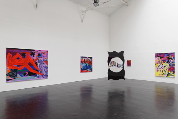 Want Position // Red - Galerie Hussenot