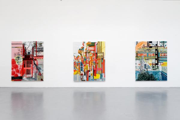 Kirsten Everberg - Galerie Hussenot