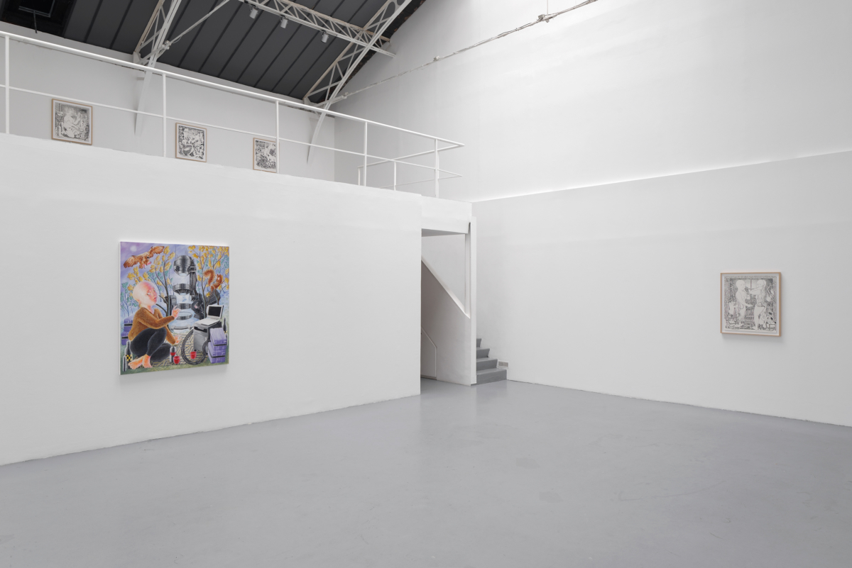 'NOW, EARTH' - Galerie Hussenot