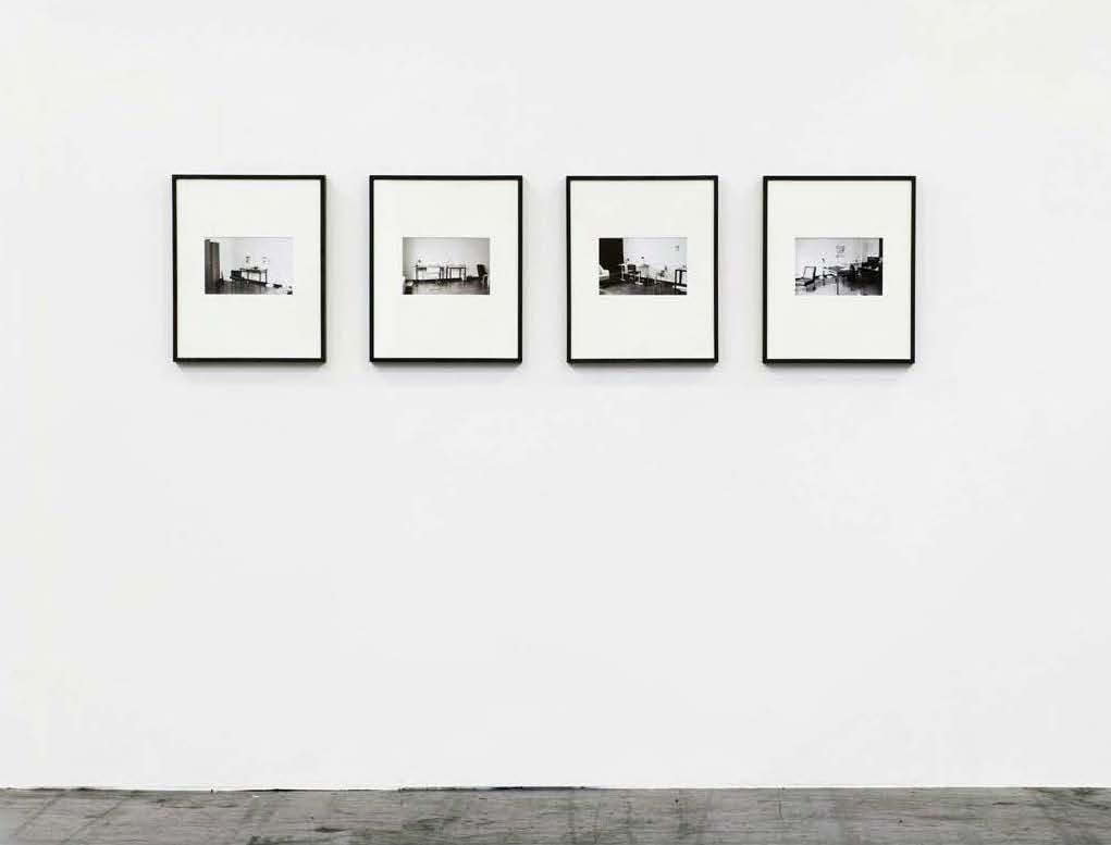 Making Things,  Lasse Schmidt Hansen, 2011, Edition 1/3 + 1AP, 4 archival inkjet prints, 17 x 25 cm chacune — Galerie Éric Hussenot, Paris