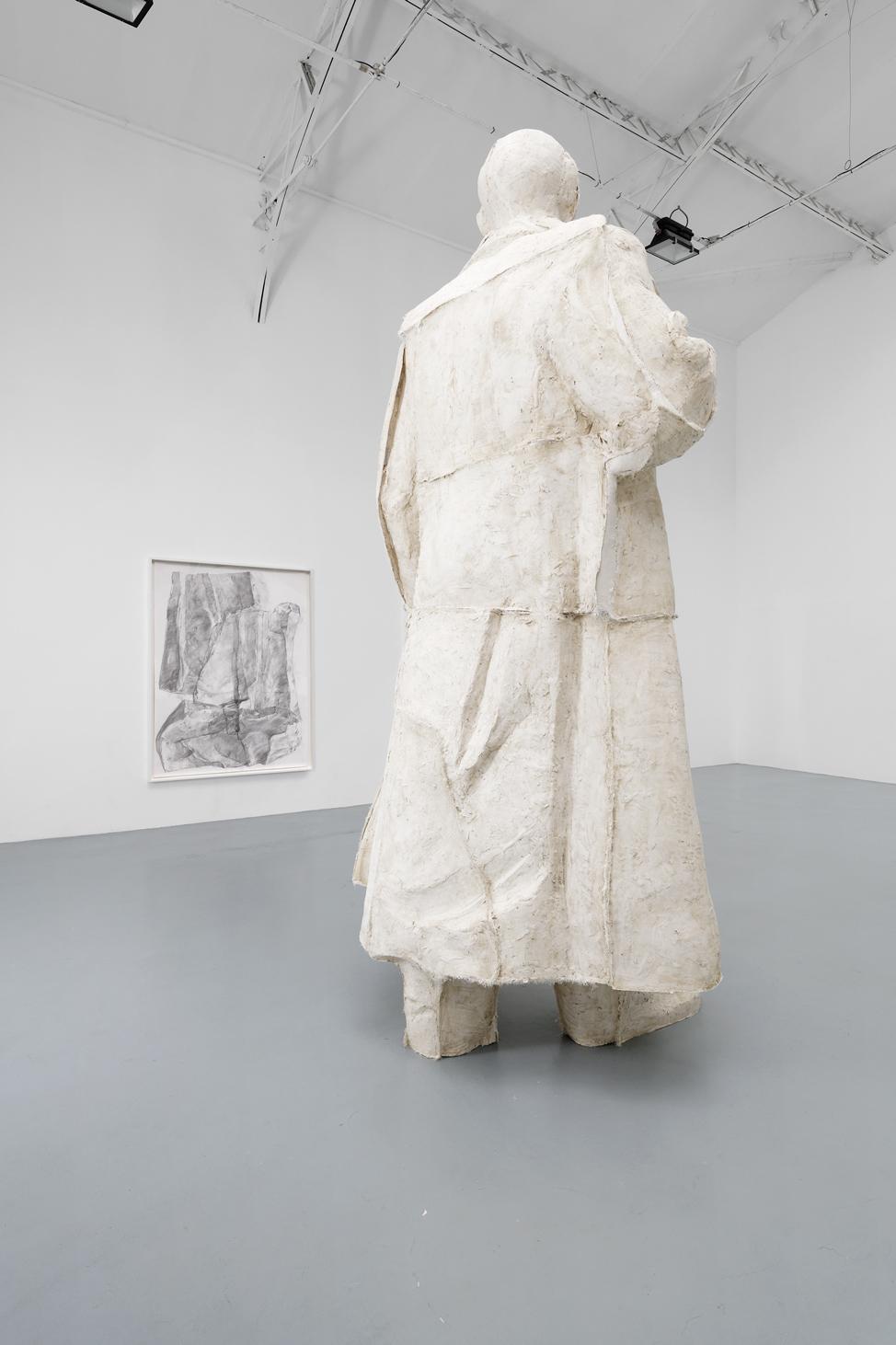Incarnation, Ciprian Mureșan, installation view, galerie Hussenot, Paris. — Galerie Éric Hussenot, Paris