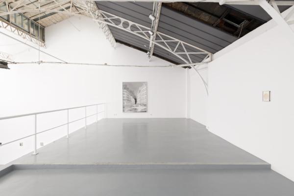 Fantômes et Témoins - Galerie Hussenot